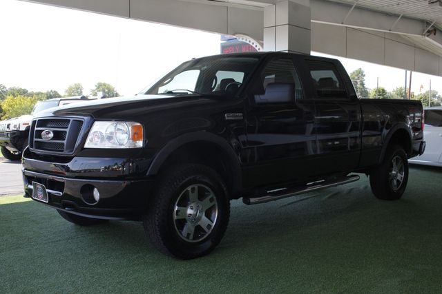 2008 Ford F-150 FX4 SuperCrew 4x4 - CAPTAIN CHAIRS/CONSOLE! Mooresville , NC 21