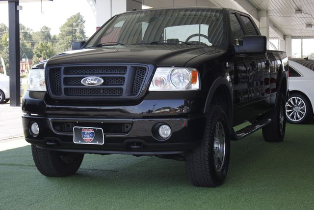 2008 Ford F-150 FX4 SuperCrew 4x4 - CAPTAIN CHAIRS/CONSOLE! Mooresville , NC 25
