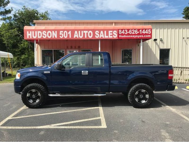 2008 Ford F-150 XLT | Myrtle Beach, South Carolina | Hudson Auto Sales in Myrtle Beach South Carolina
