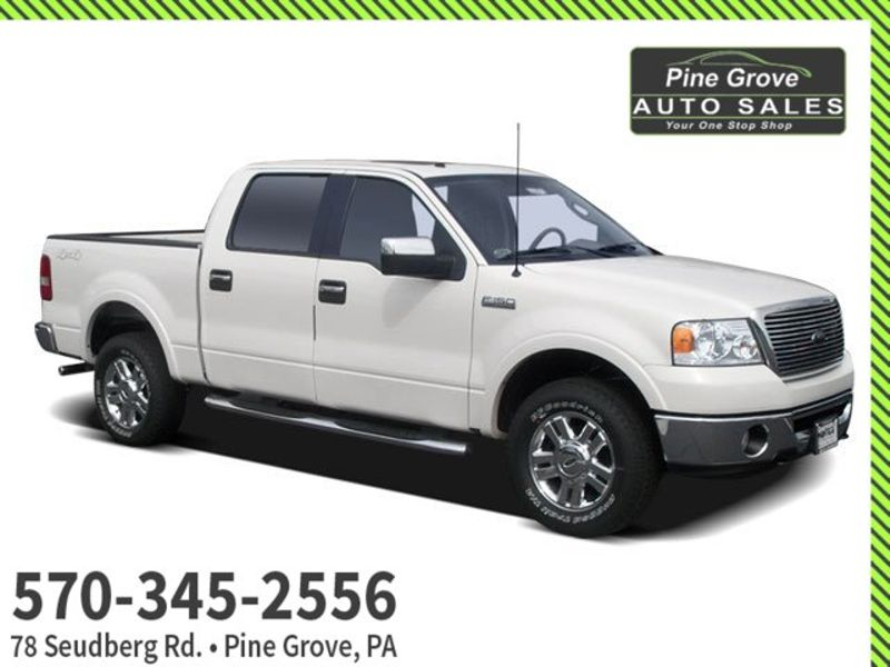 2008 Ford F-150 XLT | Pine Grove, PA | Pine Grove Auto Sales in Pine Grove, PA