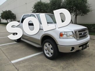 2008 Ford F-150 1 Owner Clean Car Fax King Ranch Super Crew Plano, Texas