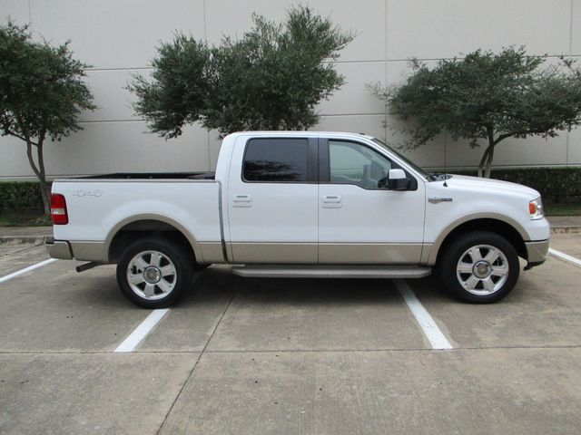 2008 Ford F-150 1 Owner Clean Car Fax King Ranch Super Crew Plano, Texas 1