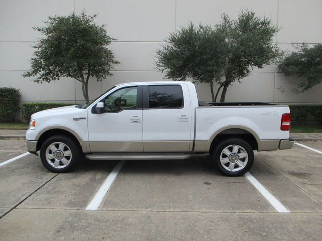 2008 Ford F-150 1 Owner Clean Car Fax King Ranch Super Crew Plano, Texas 10