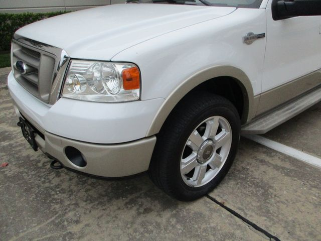 2008 Ford F-150 1 Owner Clean Car Fax King Ranch Super Crew Plano, Texas 12