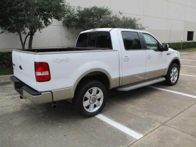 2008 Ford F-150 1 Owner Clean Car Fax King Ranch Super Crew Plano, Texas 2