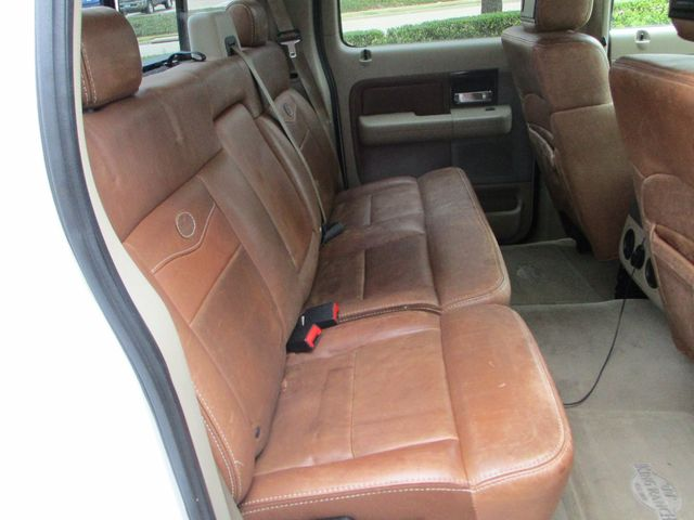 2008 Ford F-150 1 Owner Clean Car Fax King Ranch Super Crew Plano, Texas 24