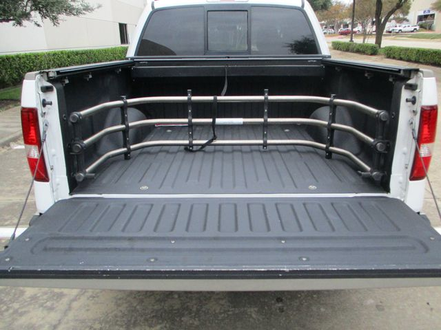 2008 Ford F-150 1 Owner Clean Car Fax King Ranch Super Crew Plano, Texas 5