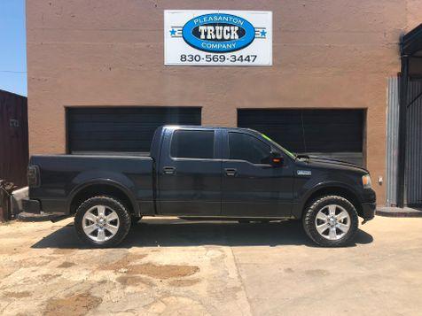 2008 Ford F-150 Lariat   Pleasanton, TX   Pleasanton Truck Company in Pleasanton, TX