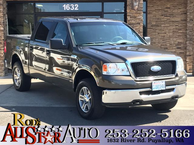 2008 Ford F-150 XL 4WD The CARFAX Buy Back Guarantee that comes with this vehicle means that you c