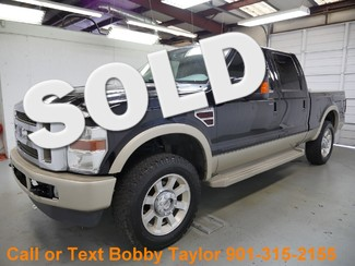 2008 Ford F-250 King Ranch 4X4 in Memphis Tennessee
