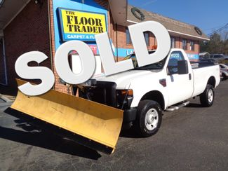 2008 Ford F-350 4X4 DIESEL SNOW PLOW TRUCK  LOW MILES 88K AT 8' BED 1 OWNER SUPER CLEAN Richmond, Virginia