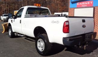 2008 Ford F-350 4X4 DIESEL SNOW PLOW TRUCK  LOW MILES 88K AT 8' BED 1 OWNER SUPER CLEAN Richmond, Virginia 2