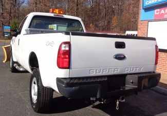 2008 Ford F-350 4X4 DIESEL SNOW PLOW TRUCK  LOW MILES 88K AT 8' BED 1 OWNER SUPER CLEAN Richmond, Virginia 30