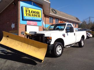 2008 Ford F-350 4X4 DIESEL SNOW PLOW TRUCK  LOW MILES 88K AT 8' BED 1 OWNER SUPER CLEAN Richmond, Virginia 23
