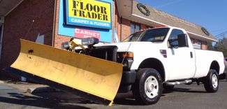 2008 Ford F-350 4X4 DIESEL SNOW PLOW TRUCK  LOW MILES 88K AT 8' BED 1 OWNER SUPER CLEAN Richmond, Virginia 24