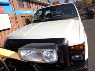 2008 Ford F-350 4X4 DIESEL SNOW PLOW TRUCK  LOW MILES 88K AT 8' BED 1 OWNER SUPER CLEAN Richmond, Virginia 42
