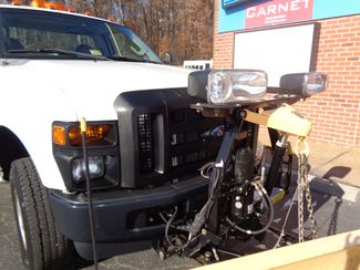 2008 Ford F-350 4X4 DIESEL SNOW PLOW TRUCK  LOW MILES 88K AT 8' BED 1 OWNER SUPER CLEAN Richmond, Virginia 45