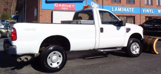 2008 Ford F-350 4X4 DIESEL SNOW PLOW TRUCK  LOW MILES 88K AT 8' BED 1 OWNER SUPER CLEAN Richmond, Virginia 57