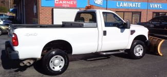 2008 Ford F-350 4X4 DIESEL SNOW PLOW TRUCK  LOW MILES 88K AT 8' BED 1 OWNER SUPER CLEAN Richmond, Virginia 58
