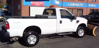 2008 Ford F-350 4X4 DIESEL SNOW PLOW TRUCK  LOW MILES 88K AT 8' BED 1 OWNER SUPER CLEAN Richmond, Virginia 59