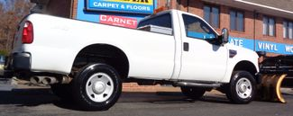 2008 Ford F-350 4X4 DIESEL SNOW PLOW TRUCK  LOW MILES 88K AT 8' BED 1 OWNER SUPER CLEAN Richmond, Virginia 60