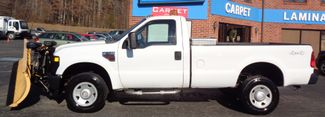 2008 Ford F-350 4X4 DIESEL SNOW PLOW TRUCK  LOW MILES 88K AT 8' BED 1 OWNER SUPER CLEAN Richmond, Virginia 29