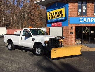 2008 Ford F-350 4X4 DIESEL SNOW PLOW TRUCK  LOW MILES 88K AT 8' BED 1 OWNER SUPER CLEAN Richmond, Virginia 16