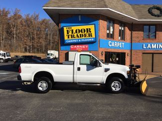 2008 Ford F-350 4X4 DIESEL SNOW PLOW TRUCK  LOW MILES 88K AT 8' BED 1 OWNER SUPER CLEAN Richmond, Virginia 18