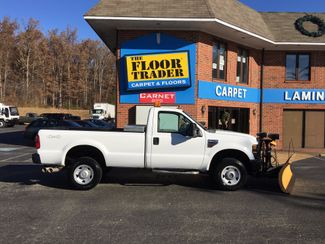 2008 Ford F-350 4X4 DIESEL SNOW PLOW TRUCK  LOW MILES 88K AT 8' BED 1 OWNER SUPER CLEAN Richmond, Virginia 19