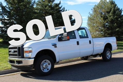 2008 Ford F-350 SD XL Crew Cab Long Bed 4WD in Great Falls, MT