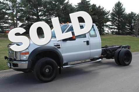 2008 Ford F-450 SD SuperCab 4WD DRW in Great Falls, MT