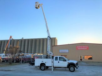 2008 Ford F-550 4X4 BUCKET TRUCK in Fort Worth, TX