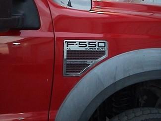 2008 Ford F-550 Crew Cab 4WD DRW San Antonio, Texas 3