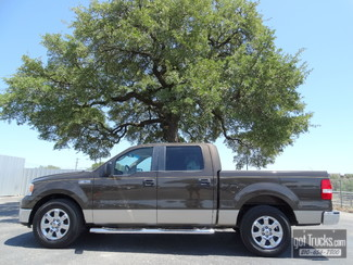 2008 Ford F150 Crew Cab XLT 4.6L V8 in San Antonio Texas