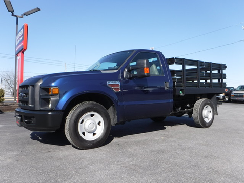 2008 Ford F250 8FT Stake 2wd Diesel in Ephrata, PA