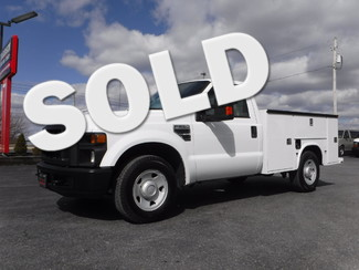 2008 Ford F250 Regular Cab Utility 2wd in Lancaster, PA PA