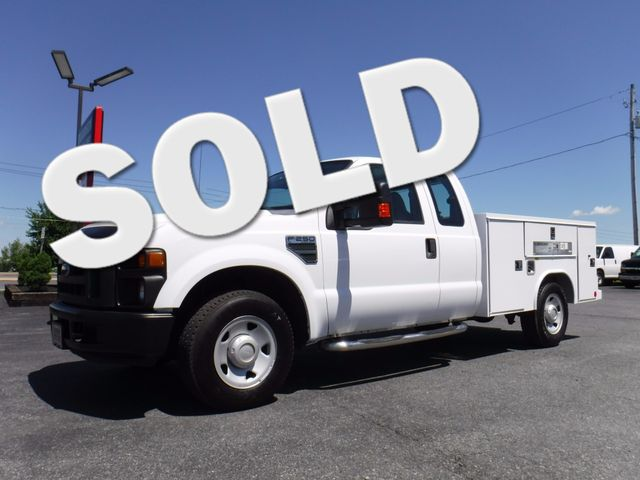2008 Ford F250 Extended Cab Utility 2wd in Ephrata PA