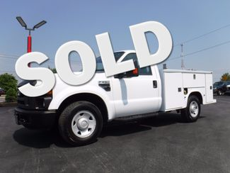 2008 Ford F250 Utility 2wd in Lancaster, PA PA
