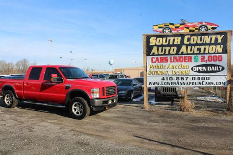 2008 Ford F250 SUPER DUTY in Harwood, MD