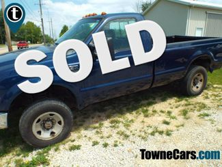 2008 Ford F250 SUPER DUTY | Medina, OH | Towne Auto Sales in ohio OH
