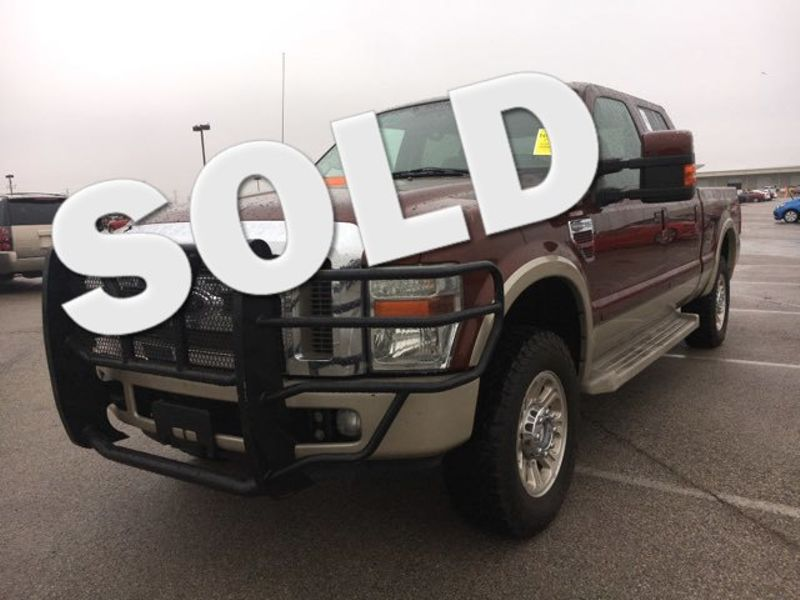 2008 Ford F250SD King Ranch  city TX  MM Enterprise Motors  in Dallas, TX