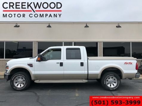 2008 Ford Super Duty F-250 Lariat 4x4 Diesel Roof Leather New Tires Low Miles in Searcy, AR
