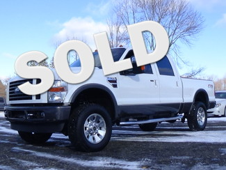 2008 Ford F350 _ 6.4 Powerstroke Diesel _ Black Leather Lariat Oswego, NY