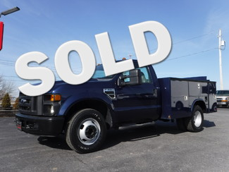 2008 Ford F350 9FT Utility 2wd in Lancaster, PA PA