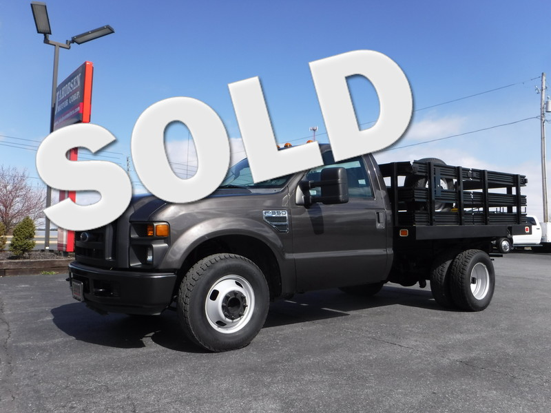 2008 Ford F350 9FT Stake 2wd in Ephrata PA