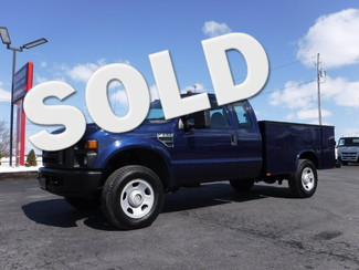 2008 Ford F350 Extended Cab Utility 4x4 in Lancaster, PA PA