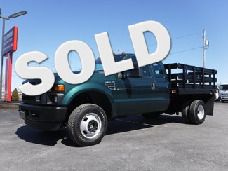 2008 Ford F350 Extended Cab 9FT Stake 4x4 in Lancaster, PA PA