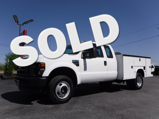 2008 Ford F350 Extended Cab 9FT Utility 4x4 in Lancaster, PA PA