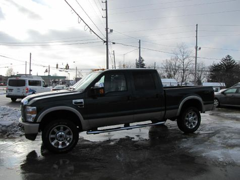 2008 Ford F350 KING RANCH SRW SUPER DUTY | Medina, OH | Towne Auto Sales in Medina, OH