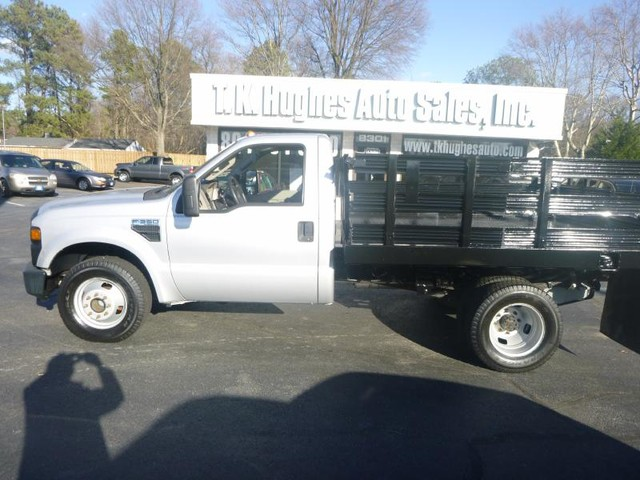2008 Ford F350 SUPER DUTY Richmond, Virginia 0